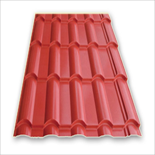 Alu Zinc Color Roofing Sheets Strong Company Limited Myanmar